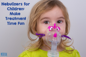 Find the right nebulizer for your child!