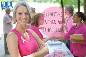 Supporting A Woman with Breast Cancer